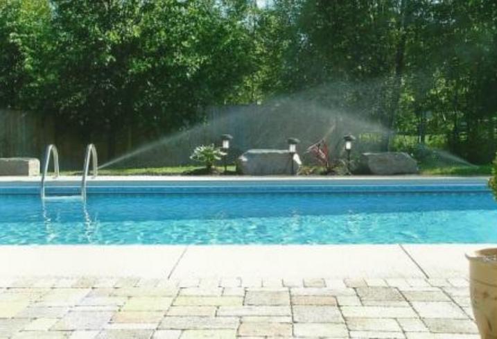 Residential Irrigation in Barrie, Ontario