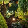 Garden Lighting in Wasaga Beach, Ontario