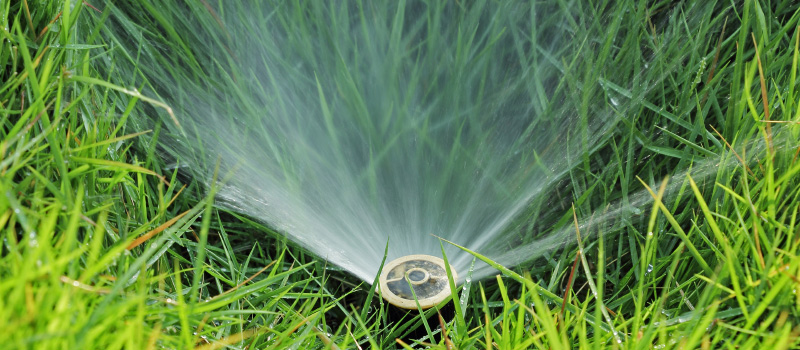 In-Ground Sprinklers in Wasaga Beach, Ontario