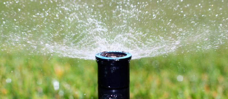 Irrigation System Repair in Muskoka, Ontario